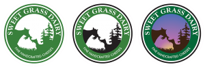 Sweet Grass Dairy fine handcrafted georgia cheeses labels.